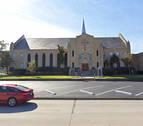 Dos muertos en el asalto de un hombre armado en una iglesia de Texas
