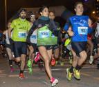Javier Nagore y Maitane Melero repiten triunfo en la San Silvestre de Pamplona