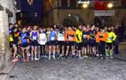 Miguel A. Ruiz y Amaia Melero dan brillo a la San Silvestre de Olite con sus victorias