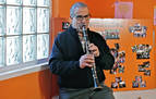 Josetxo Rodrigo, el clarinetista quiso ser torero