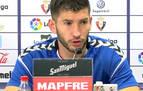 David García: &quotLa victoria ante el Espanyol acerca mucho al objetivo de la permanencia