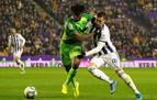 El Leganés 'simula' su partido contra el Valladolid