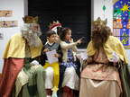 Los Reyes Magos, en manos de los niños