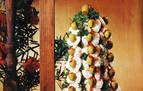 El árbol de Navidad que vendió aceitunas en EEUU