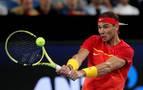 España y Serbia, favoritas en la Copa ATP, cumplen en su debut