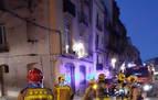 Un incendio en un piso de Tortosa (Tarragona) causa 14 heridos, uno grave