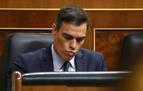 Sánchez no recaba los votos necesarios para ser investido presidente en la primera votación