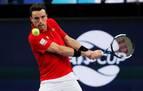 España sigue con pleno de victorias en la Copa ATP y Serbia accede a los cuartos