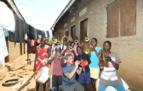 El pamplonés David Orduña, con la trompeta a 9.000 kilómetros