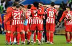 Diez minutos de inspiración llevan al Atlético a la final de la Supercopa