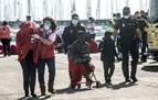 Dos pateras llegan a Fuerteventura y Gran Canaria con 63 personas, 5 menores