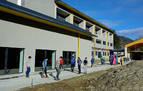 Los alumnos de Roncal estrenan su nuevo colegio
