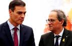 Sánchez rectifica tras ver a Rufián y accede a la mesa antes de las catalanas