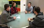 Una familia de Villava trata de reagrupar a tres hermanos ucranianos