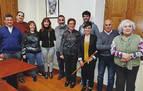 La nueva alcaldesa de Villatuerta acepta el reto con un guiño a su grupo