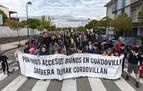 Pamplona no firma el convenio para ejecutar el camino de Cordovilla