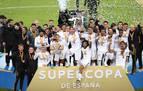 Los penaltis coronan al Real Madrid en Oriente