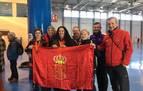 Navarra logra un oro y un bronce en el Campeonato de España de 3D Indoor