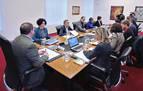 Los grupos parlamentarios subrayan la necesidad de actuar en la N-121-A