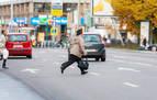 ¿Multas para peatones?