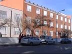 Hospitalizado un menor agredido con unas tijeras en un instituto en Málaga