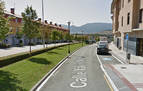 Dos heridas leves, una de 9 años, en sendos atropellos en Berriozar y Noáin