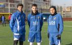 El Tudelano incorpora a Néstor Salinas, Marcos Fernández y Josué Lázaro