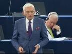 Margallo cita a Unamuno y se disculpa por dormirse en el Parlamento Europeo