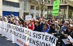 El Movimiento de Pensionistas se manifestará el 13 de febrero en Pamplona