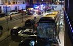 Mueren dos hermanos, de 5 y 8 años, en el accidente de autobús ocurrido en Estella