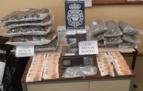 Desarticulada una banda que vendía heroína en narcopisos en Madrid