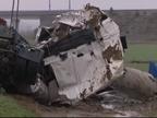 Tres muertos en un choque entre dos camiones y dos coches en Osera (Zaragoza)