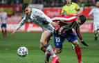 El Atlético fracasa ante la Cultural y cae eliminado de la Copa