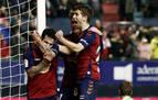 Osasuna logra la victoria que necesitaba, pero puede perder al Chimy Ávila por lesión