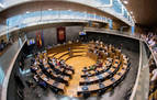 Los parlamentarios cobrarán 53.631 € y el presidente de la Cámara, 73.380