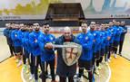 El Aspil Ribera Navarra Fútbol Sala se la juega esta tarde en Tudela