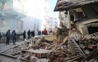 Al menos 21 muertos y más de mil heridos por el terremoto en Turquía
