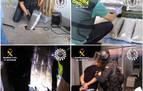 Desarticulada una red que llevaba droga de Melilla a Valencia