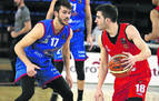 La primera parte condena al Basket Navarra