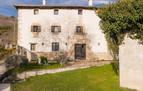 Jornada de puertas abiertas para visitar la casa palaciega en venta en Larraona