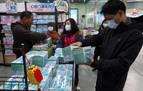 Mascarillas rumbo a China