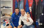 Enric Gallego entra en la lista para la Copa