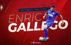 Osasuna hace oficial la cesión de Enric Gallego