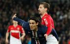 El PSG rechaza la oferta atlética por Cavani por