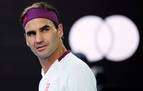 Federer, sancionado con 3.000 dólares por una