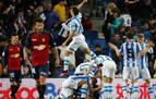 Osasuna se rinde ante la inspiración de Odegaard y dice adiós a la Copa