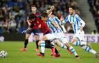 Goles del Real Sociedad-Osasuna   VÍDEO