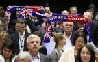 Euroscépticos y proeuropeos preparan sus ceremonias para el 'día del brexit'