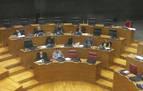 Los partidos navarros respetan la huelga, pero no la secundan excepto EH Bildu