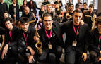 La Pamplona Jazz Big Band cierra el ciclo Urtarrijazz en Civivox San Jorge